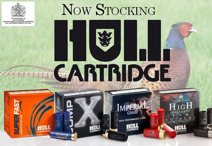 Hull Shotgun Cartridges