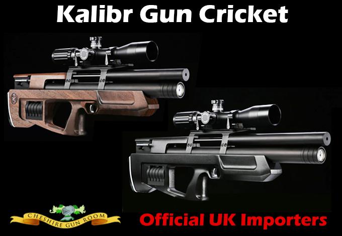 KalibrGun Cricket Air Rifles