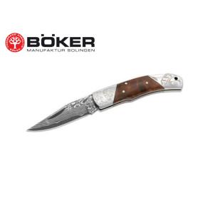 Boker Magnum Damascus Duke Knife