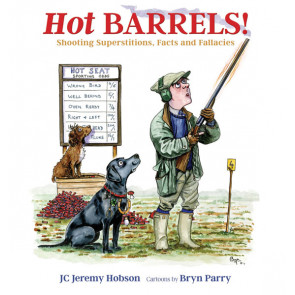 Hot Barrels by JC Jeremy Hobson