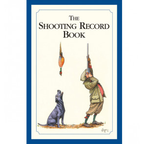 Shooting Record Book by Bryn Parry