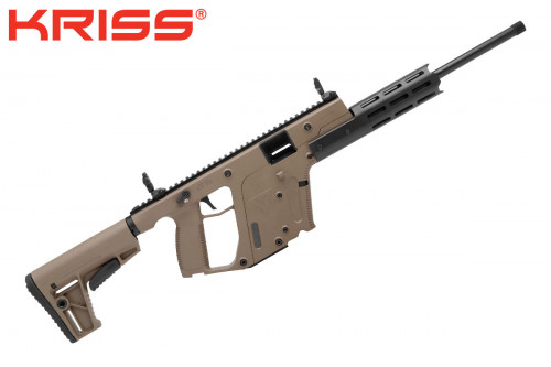 Kriss Vector CRB FDE .22LR Rifle