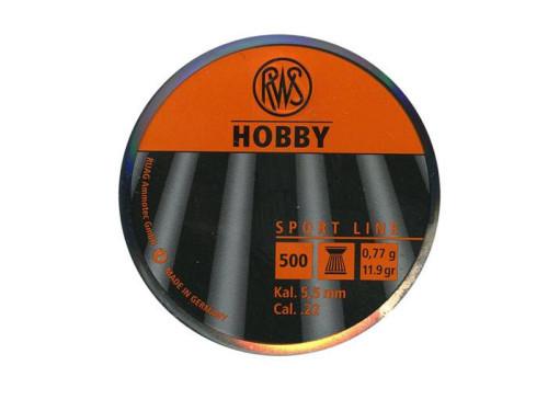 RWS Hobby .177 Pellets 4.5mm