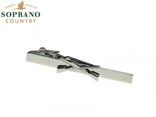 Soprano Shotgun Tie Clip