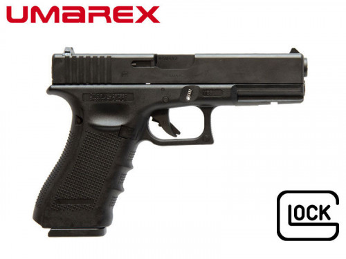 Umarex Glock 17 Gen4 CO2 BB Pistol | Fully Field Strippable