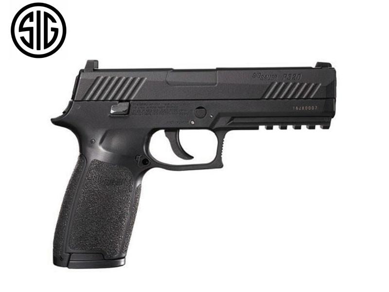 Sig Sauer P320 Black CO2 Pellet Air Pistol