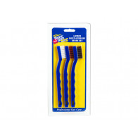 Tetra Gun 3-Piece Multi Purpose Brush Set