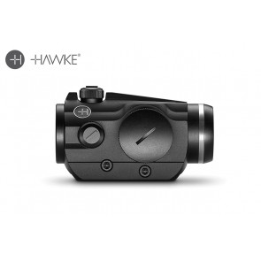 Hawke Vantage Red Dot Sight 1x25 Weaver Rail