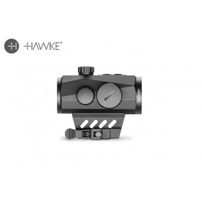Hawke Endurance Red Dot Sight 1x25 Weaver Rail