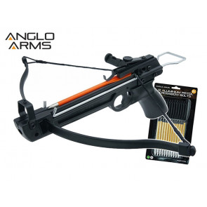 Anglo Arms Gecko 50lb Pistol Crossbow Kit