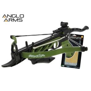 Anglo Arms Mantis 80lb Self Cocking Pistol Crossbow Kit