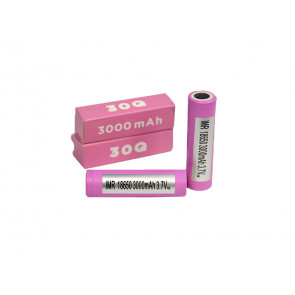 18650 Battery 3000mAh 3.7V Rechargeable Battery Li-Ion