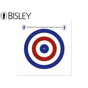 Bisley Coloured Paper Targets (25 Pack)