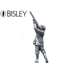 Bisley Pewter Pin - Shooter
