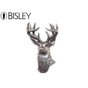 Bisley Pewter Pin - White Tailed Deer