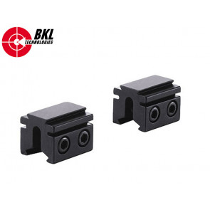 BKL-167 2 Piece, 3/8 or 9-11mm Riser Rail 0.68""