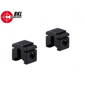 BKL-181 0.6″ Long Tri-Mount Dovetail Riser Mount