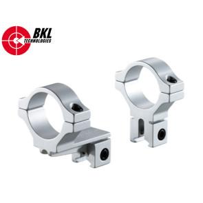 BKL 1 inch, 2 Piece Single Strap Offset Medium Rings