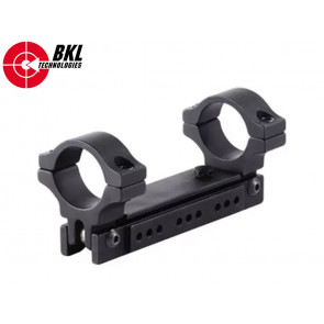 "BKL-388 30mm 1 Piece 4"" Adjustable Scope Mount"