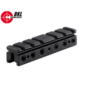 BKL-568 4 Long Dovetail to Weaver / Picatinny 1 Piece Adapter