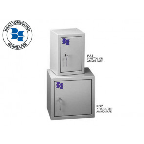 Brattonsound Sentinel Pistol / Ammunition / Accessory Safes