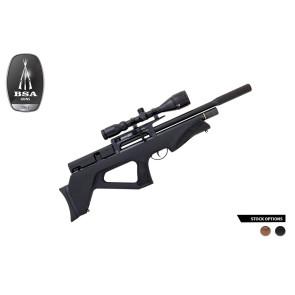 BSA Defiant Air Rifle - Black Soft Touch