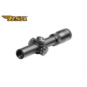 BSA Genesys Hunter 14x24 IR Riflescope