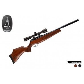 BSA Lightning XL SE GRT Rifle - Beech