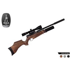 BSA R10 SE Air Rifle - Walnut