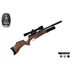 BSA R-10 SE Super Carbine Air Rifle - Walnut
