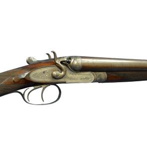 C E Andrews 12g Hammer Gun