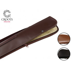 Croots Byland Leather Shotgun Slip with Zip Only