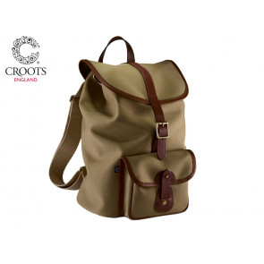 Croots Dalby Canvas Rucksack