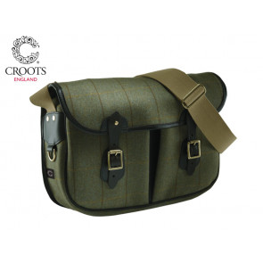 Croots Helmsley Tweed Carryall