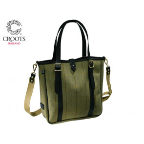 Croots Helmsley Tweed Tote Bag