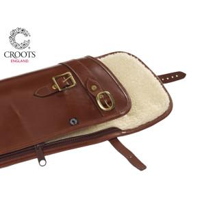 Croots Malton Bridle Leather Shotgun Slip