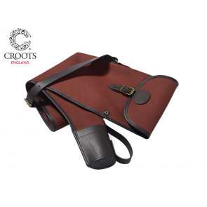 Croots Rosedale Canvas Roll Up Rifle Slip