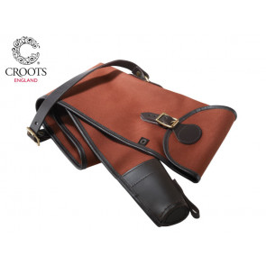 Croots Rosedale Canvas Roll up Shotgun Slip
