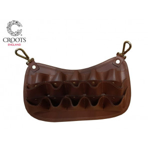 Croots Leather Loafers pouch