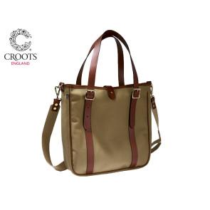 Croots Dalby Tote Bag - Khaki