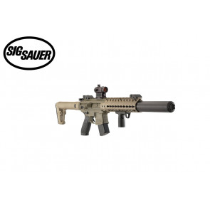 Sig Sauer MCX FDE .177 With Red Dot