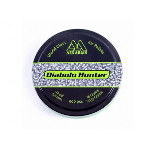 Air Arms Diabolo Hunter Pointed .22 Pellets 5.5mm