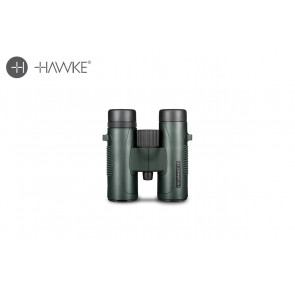 Hawke Endurance ED 10x32 Binoculars Green