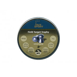 H&N Field Target Trophy .22 Pellets 5.5mm