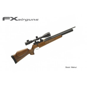 FX Typhoon Walnut