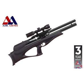 Air Arms Galahad R Rifle Black
