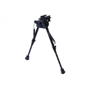 """Pivotal Swivel Bipod 9-13"""" with Picatinny Adapter"""