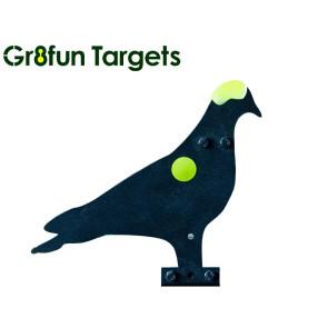 Gr8Fun Kill Zone Resetting Airgun Targets - Crow/Pigeon/Rabbit