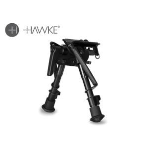 "Hawke Swivel & Tilt Bipod With Lever 6-9"""