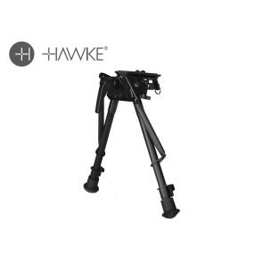 "Hawke Swivel & Tilt Bipod With Lever 9-13"""